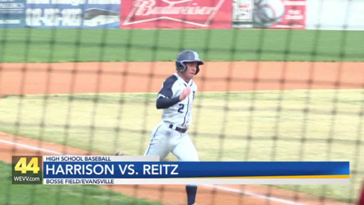 Reitz shuts out Harrison