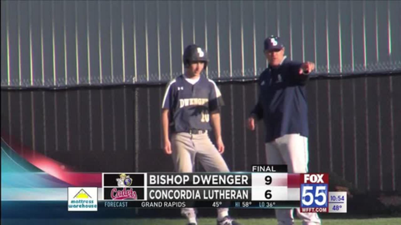 High School Baseball Roundup - April 13