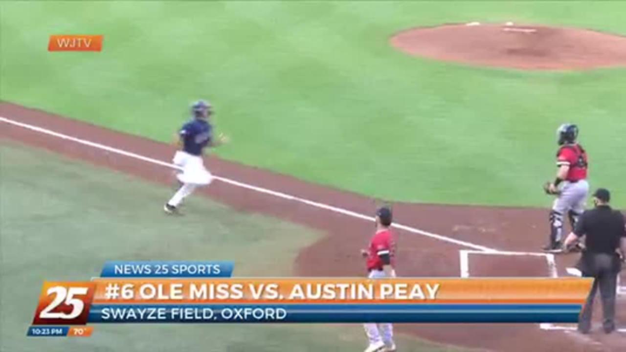 NCAA Baseball: Ole Miss vs. Austin Peay