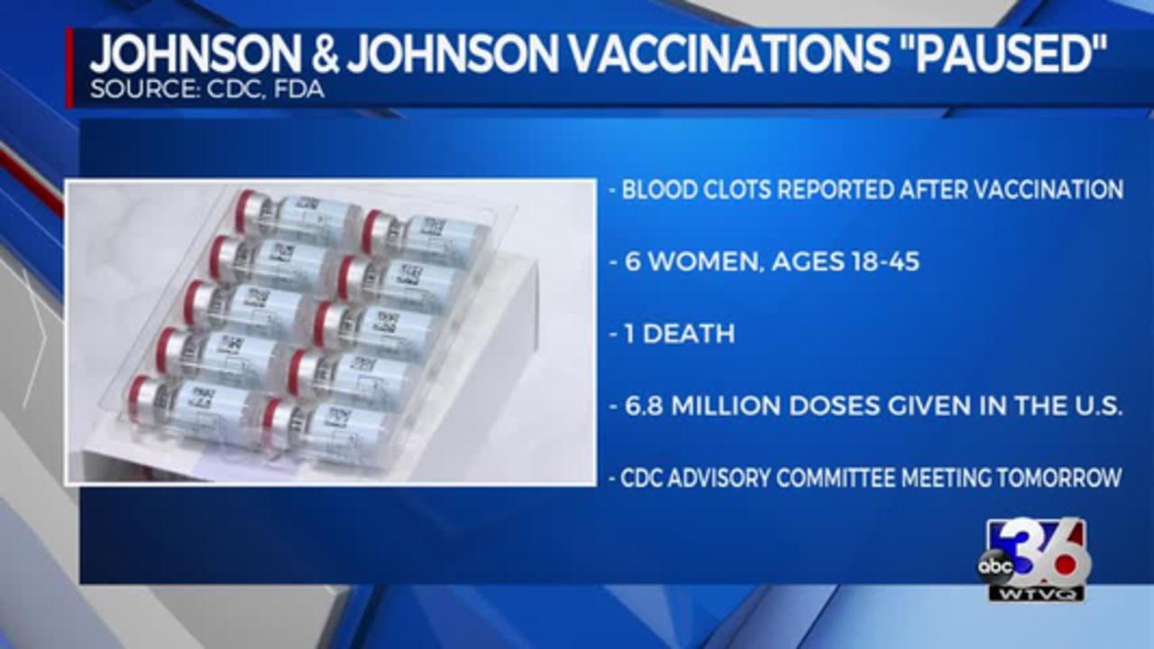 11PM KY Halts J&J Vaccine 04.13.2021