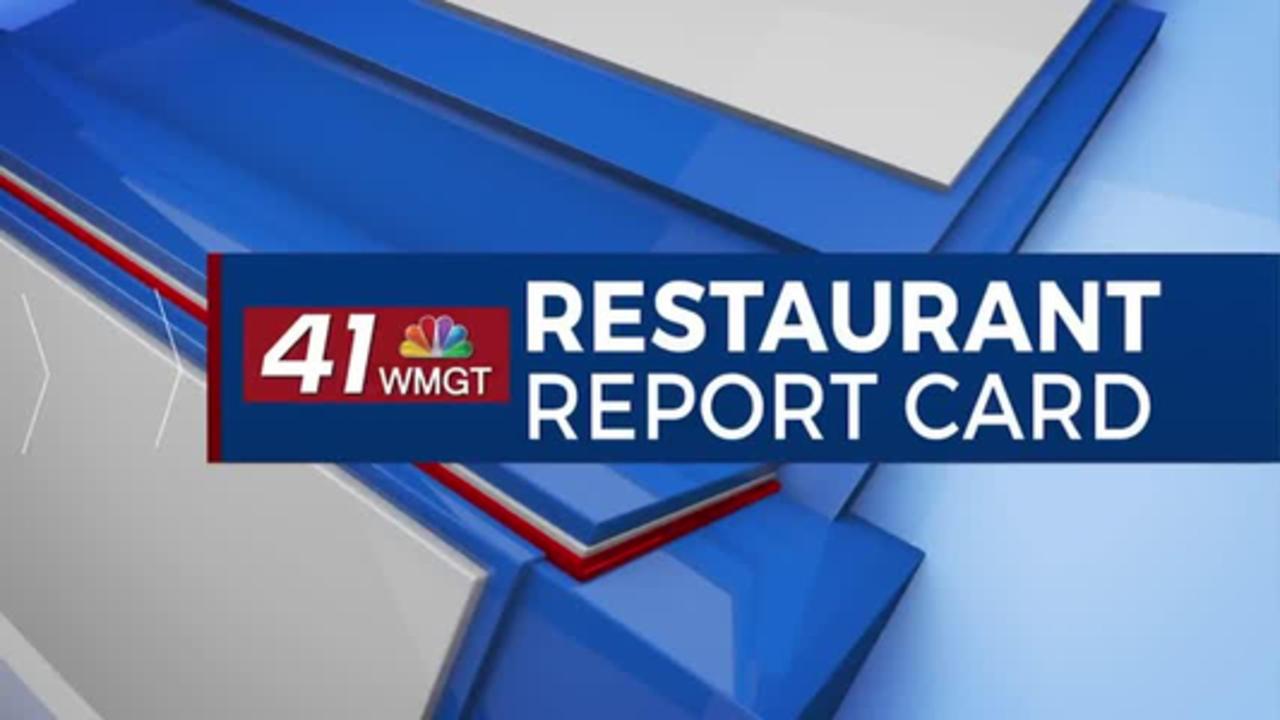 Restaurant Report Card: Food service inspection scores April 5-9