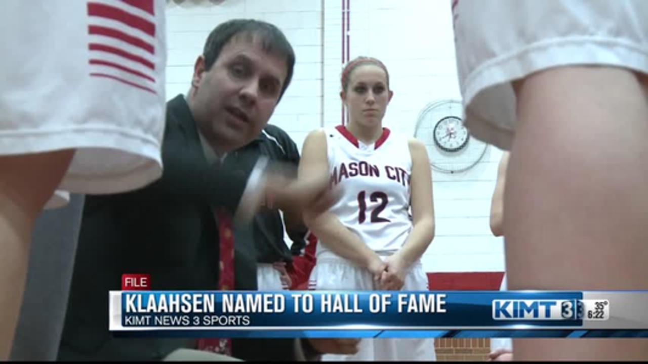 Klaahsen inducted to IGCA Hall of Fame