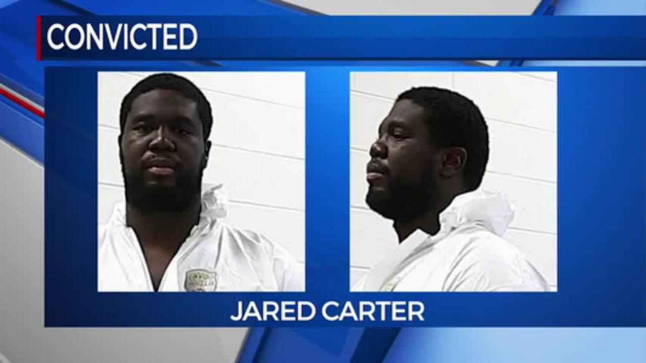 Jared Carter Conviction