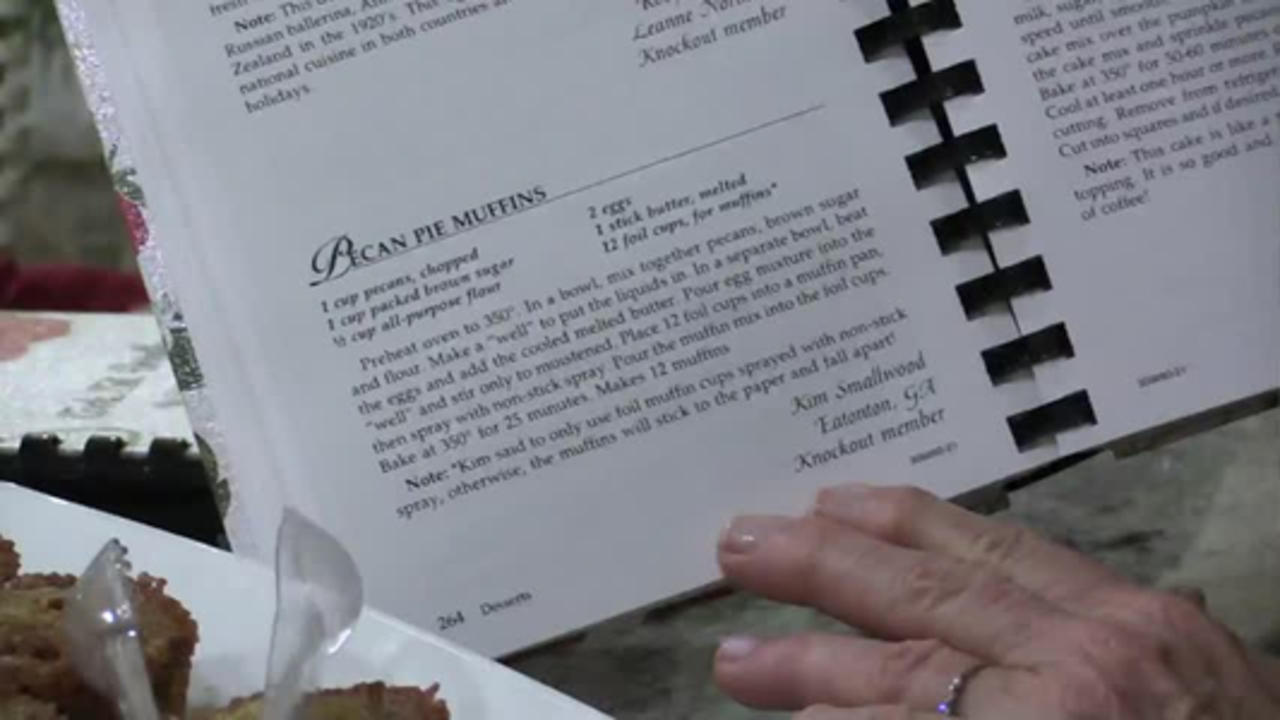 Woman creates cookbook hoping to help others