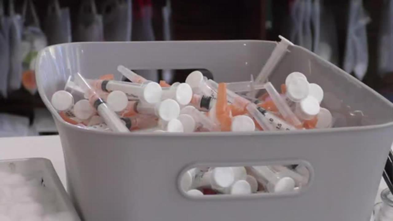 Department of Public Health halts Johnson & Johnson vaccine distribution