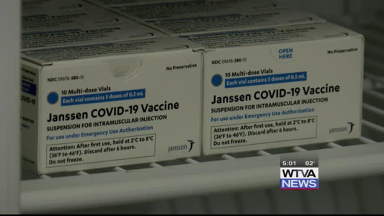 Local pharmacist has hundreds of vaccines she can't use