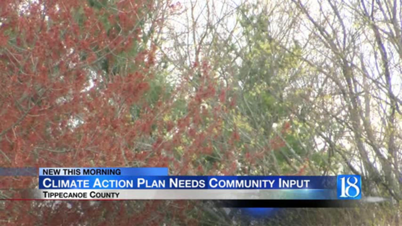 Greater Lafayette leaders seeking community input for Phase-3 of Climate Action Plan