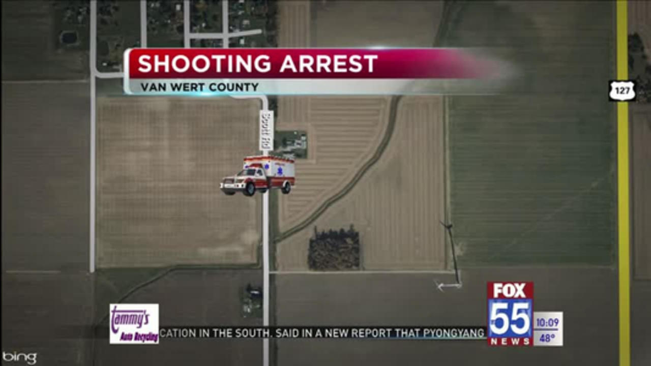 Juvenile killed in Van Wert County shooting, juvenile suspect charged