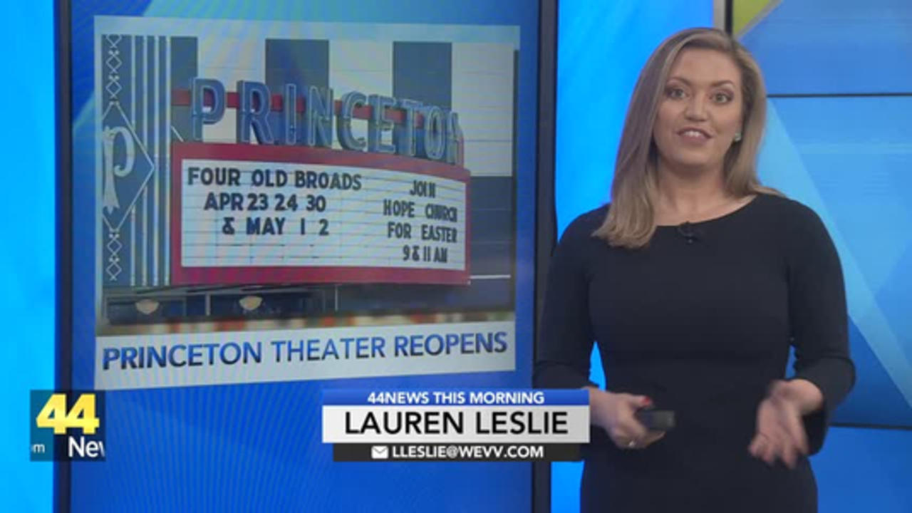 Historic Theater Reopens Its Doors This Month