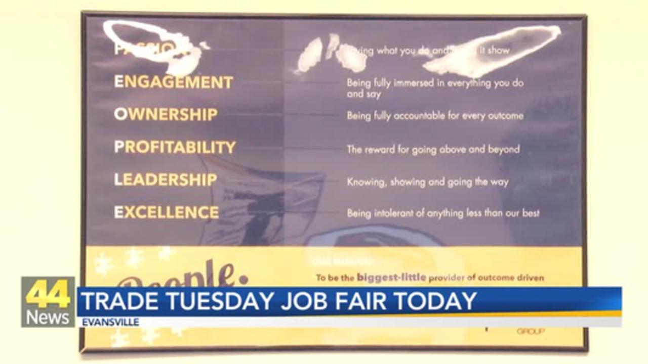 Trade Tuesday Job Fair