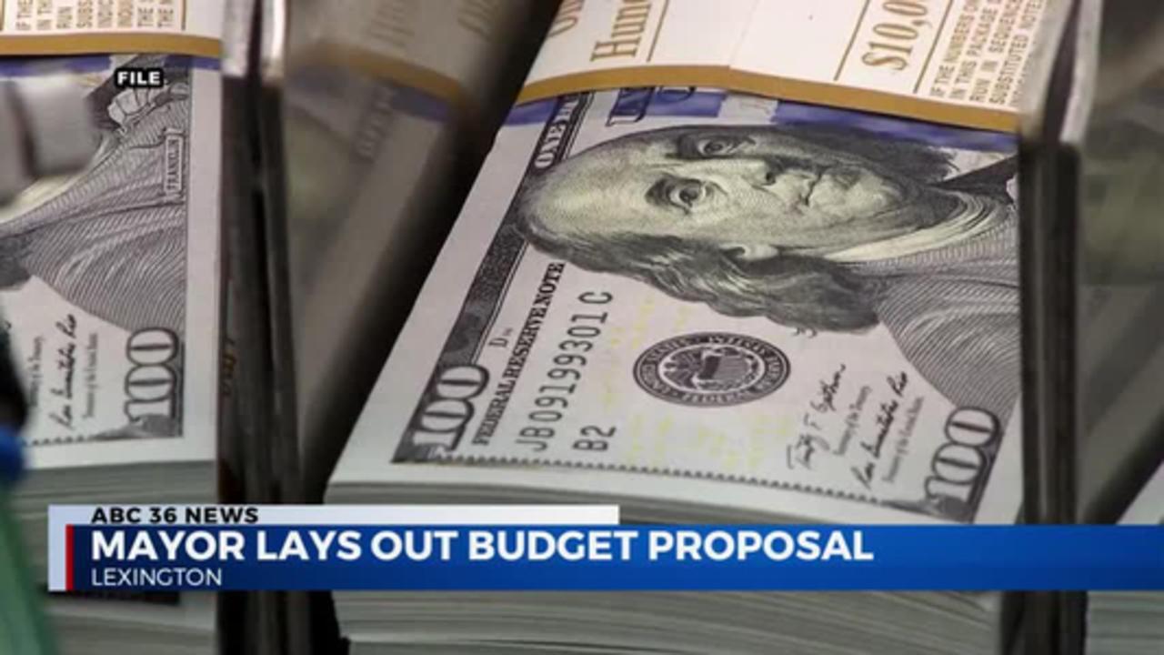 Lexington Budget Proposal