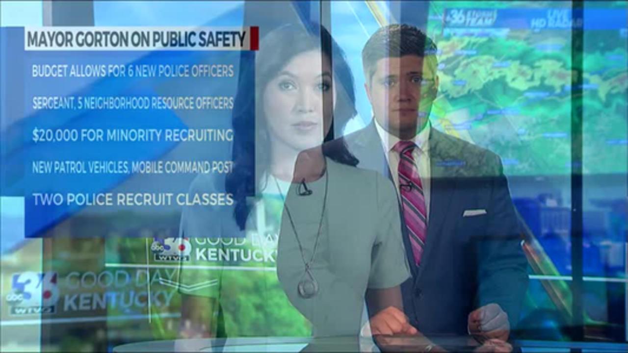 Mayor Gorton on Public Safety