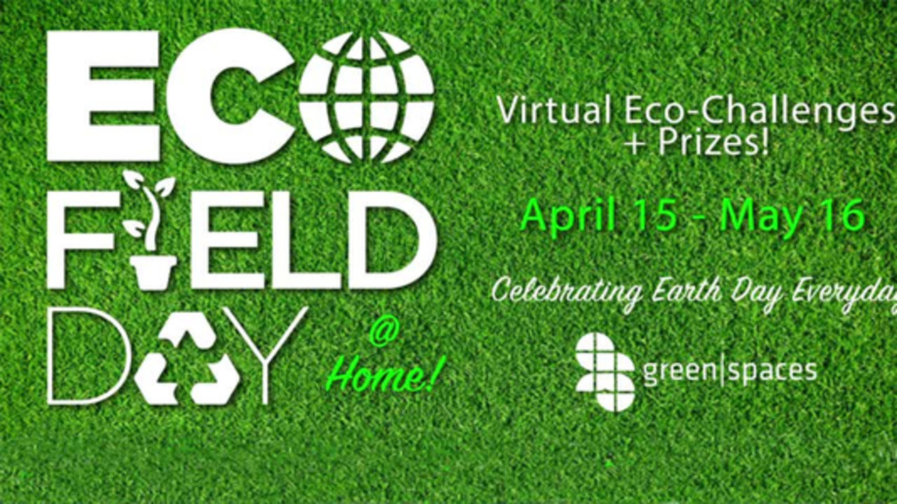 greenIspaces of Chattanooga announces Earth Day's Eco Field Day starting April 15th