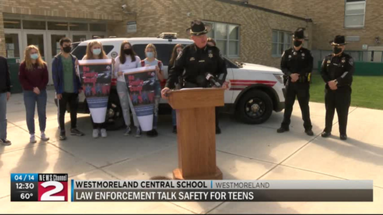 'No Empty Chair' focuses on teen safety