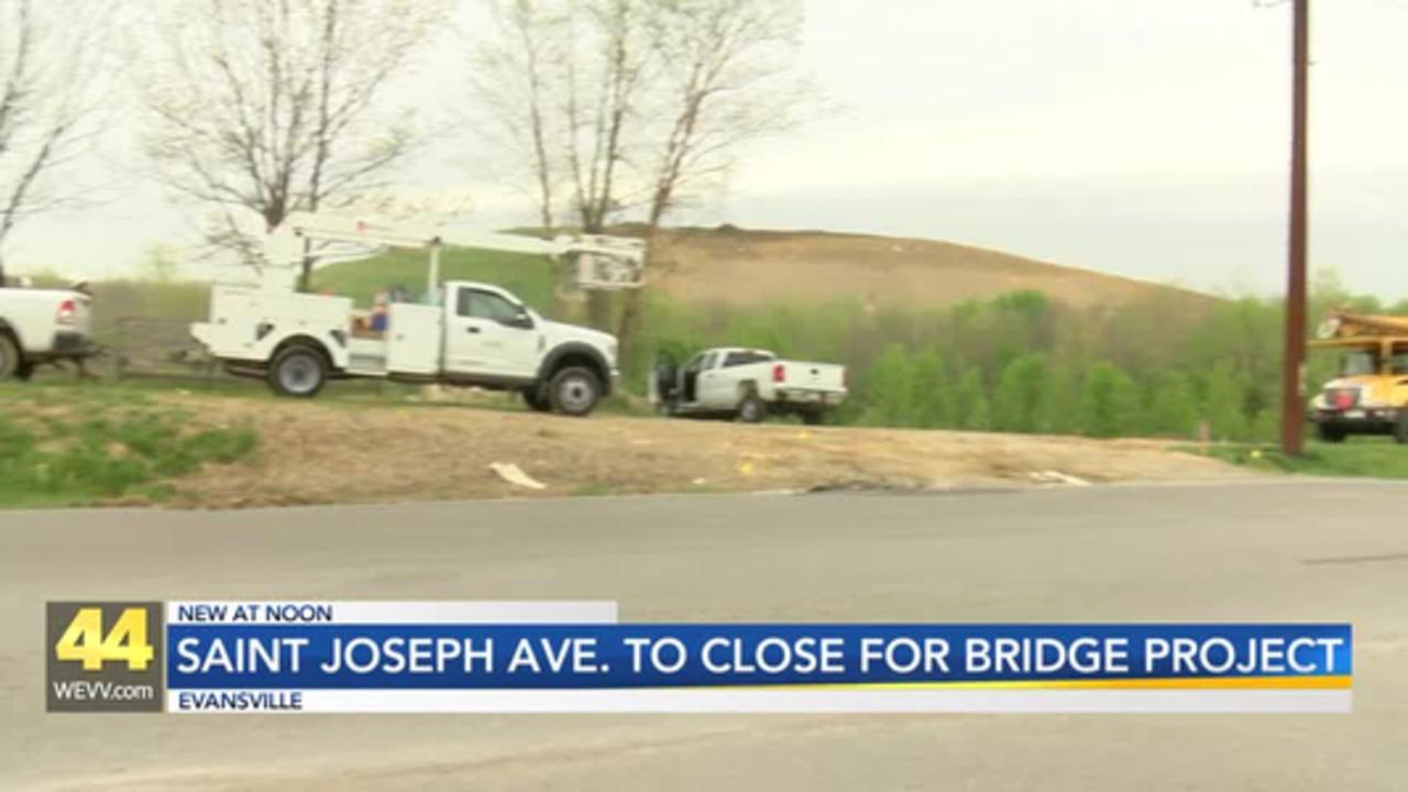 Road Closures on St. Joseph Ave. to Begin Next Week, Last Until August