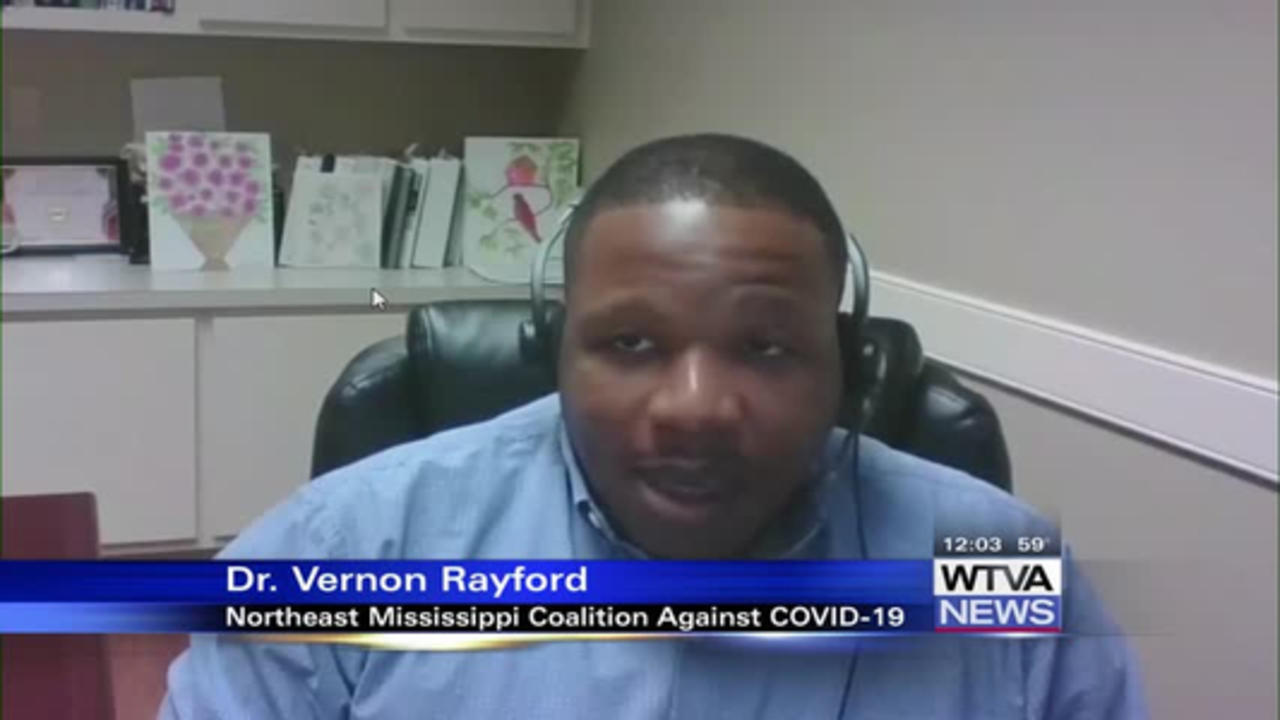 Interview 1: Dr. Vernon Rayford talks Johnson & Johnson vaccine