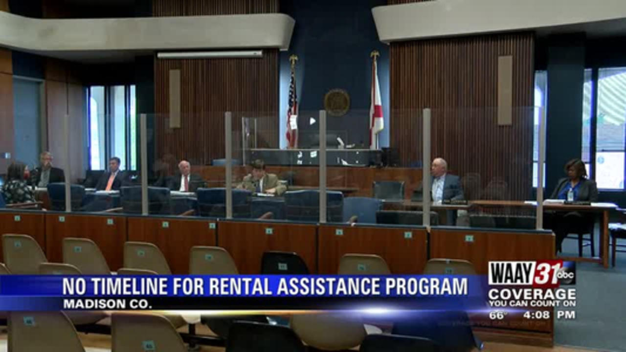 Madison County Commission discusses guidelines for Emergency Rental Assistance Program