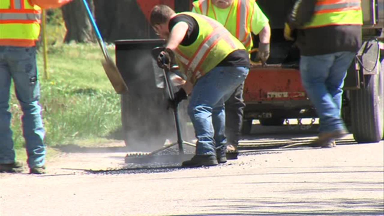 Vigo County potholes