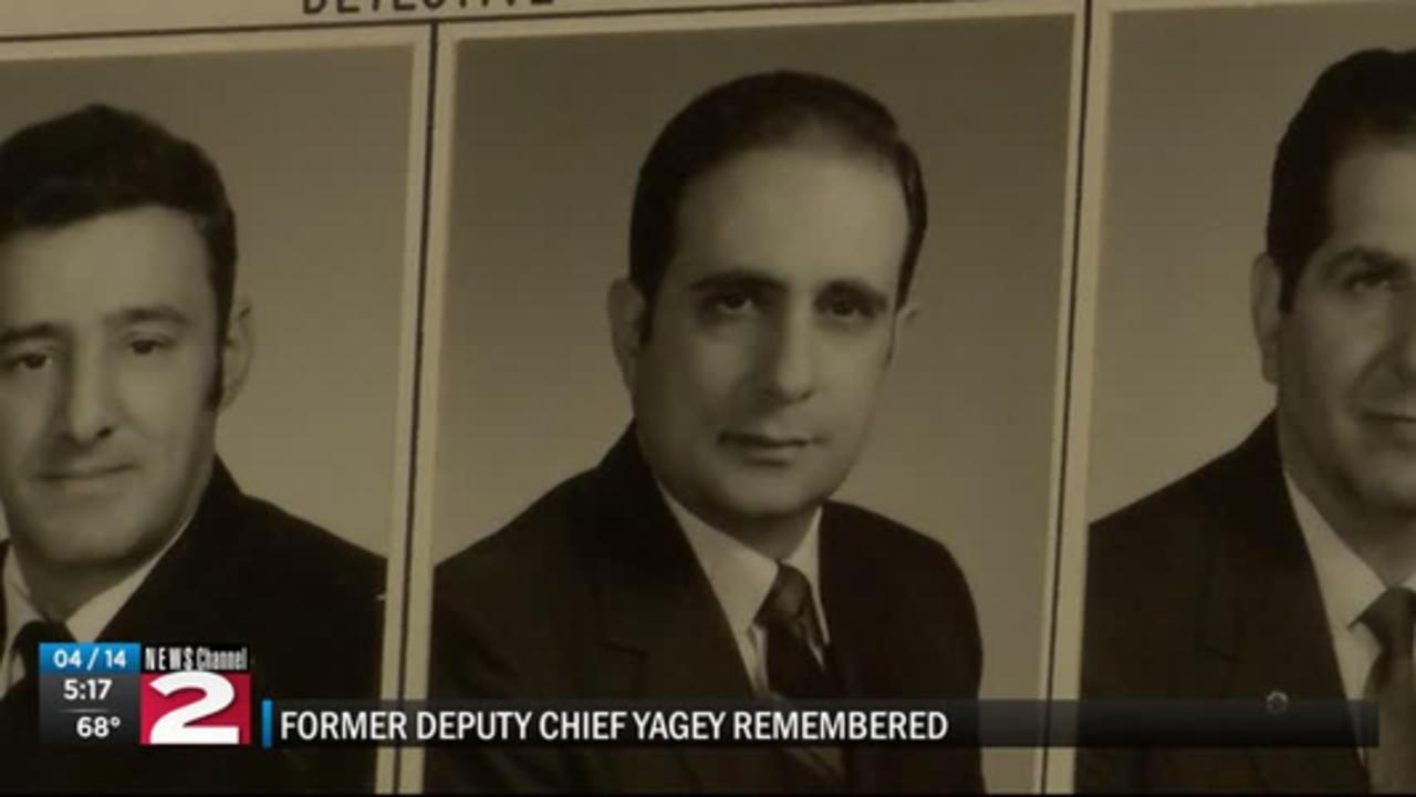 Remembering former deputy chief