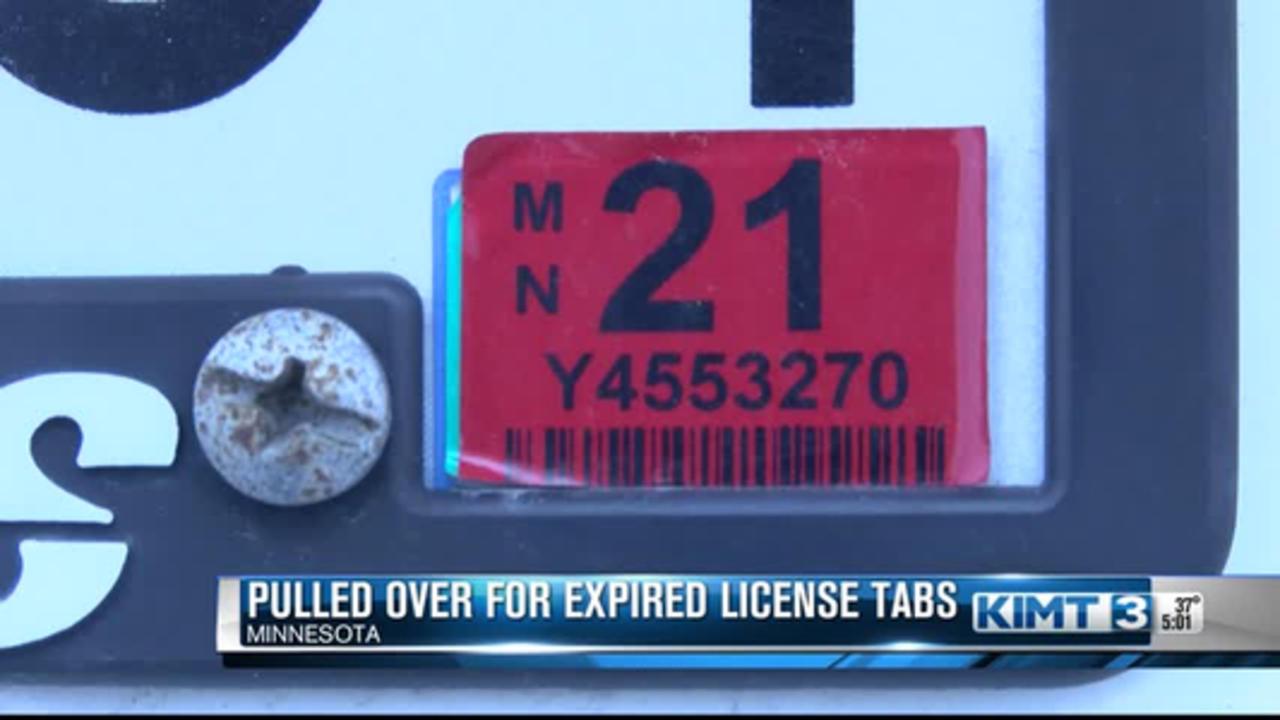 Car tabs bill