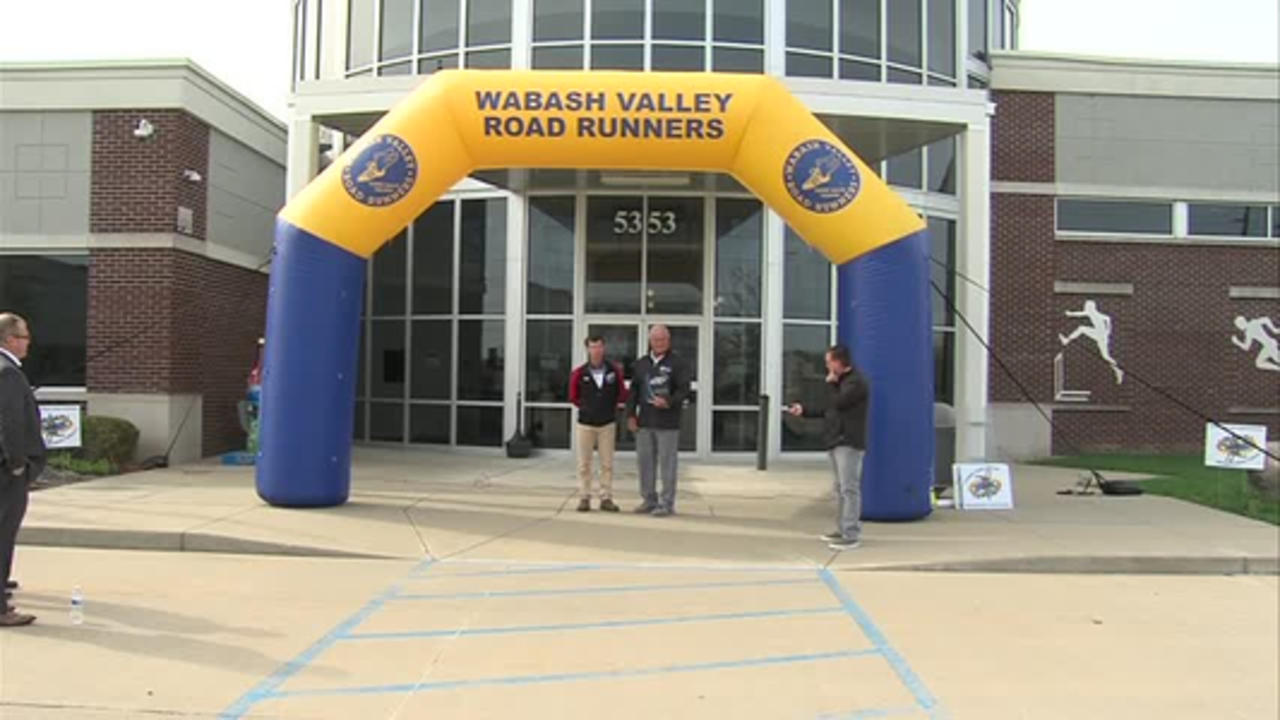 Terre Haute is one of two cities in the nation designated a 'Runner Friendly Community'