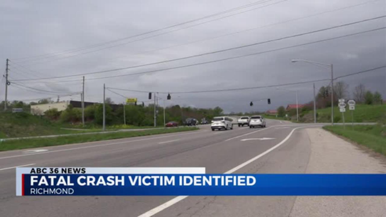 5pm Fatal Richmond Crash Victim Identified 04.14.2021