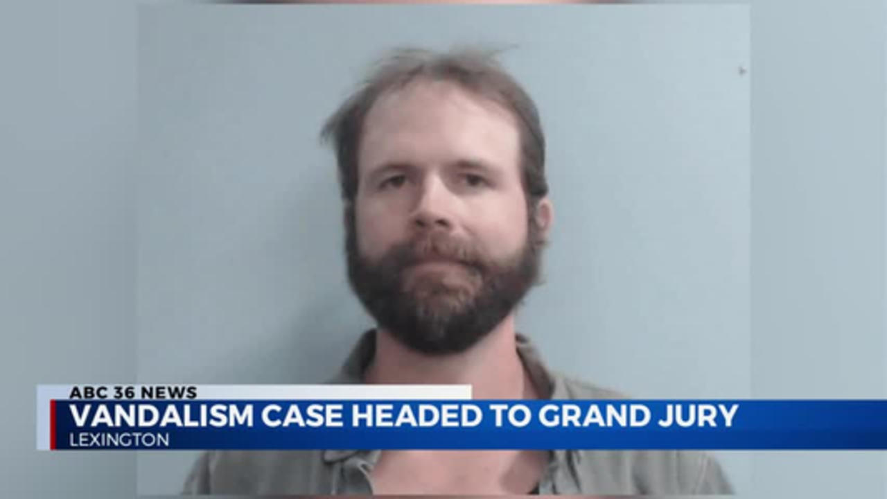 5pm Vandalism Case Heads to Grand Jury 04.14.2021