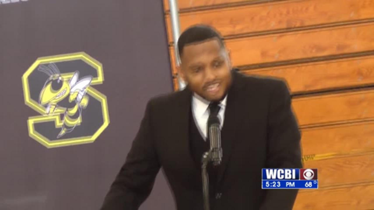 Woodie Howard Becomes Newest SHS Boys Basketball Head Coach
