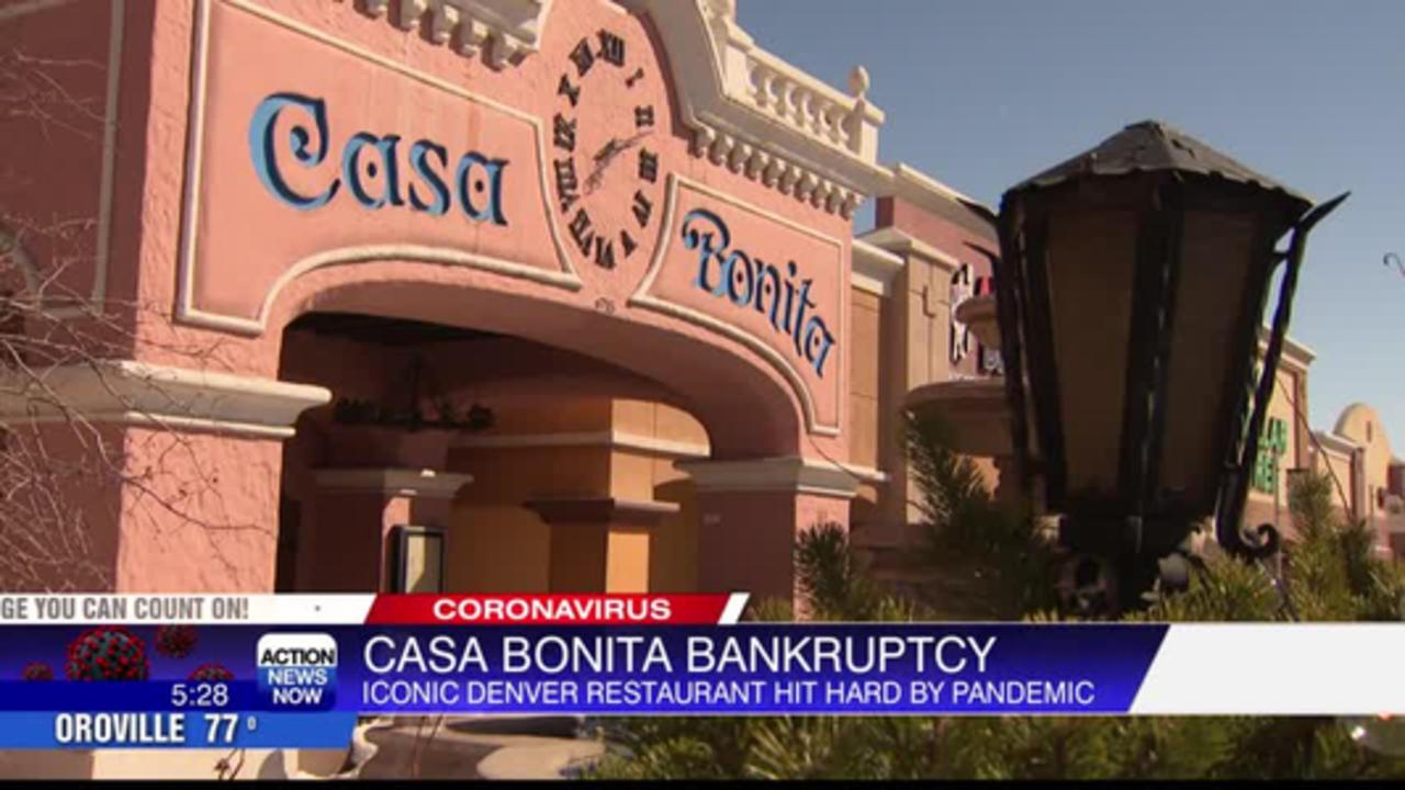 Casa Bonita Bankruptcy