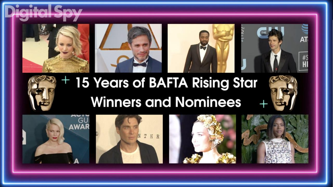 Every BAFTA Rising Star Award Winner