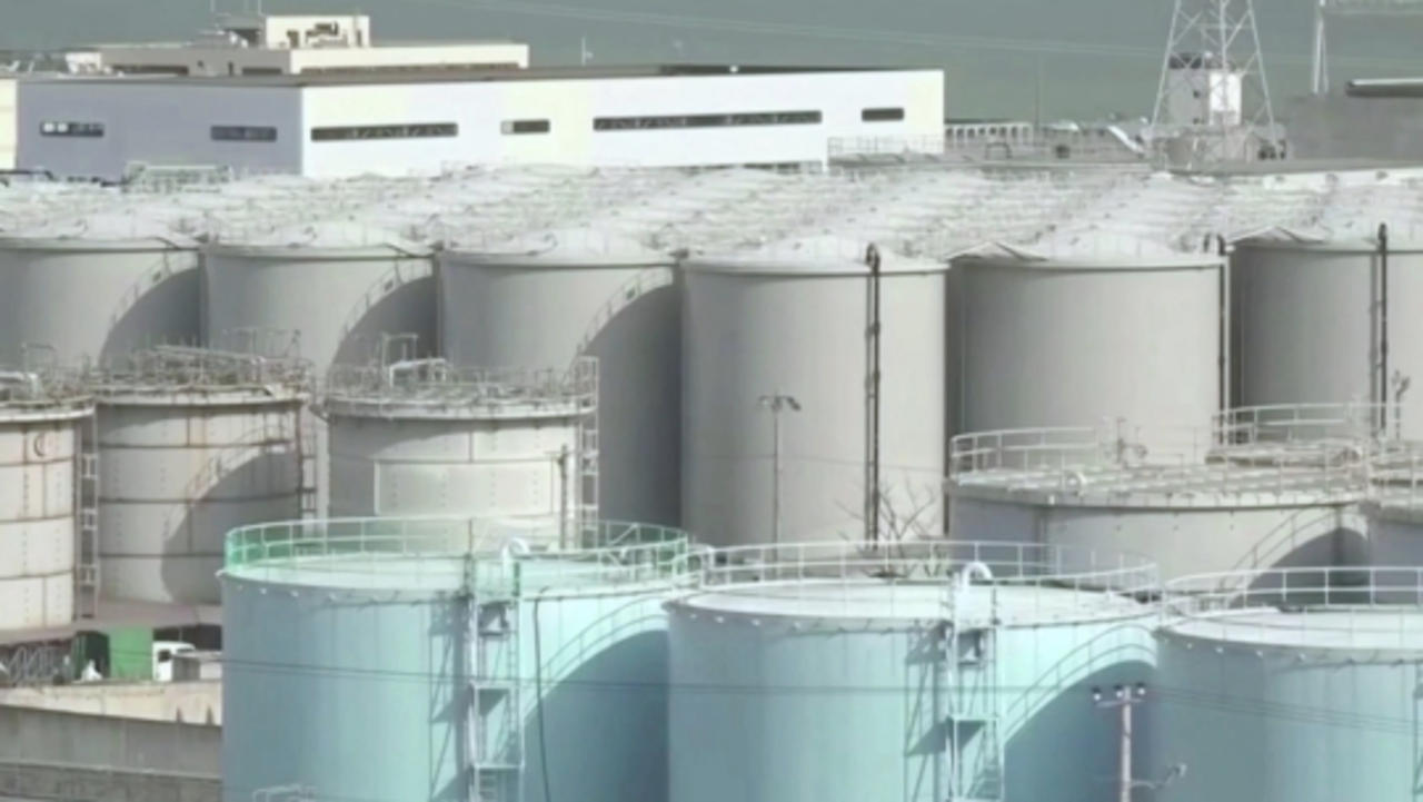 Japan Approves Plan to Dump Fukushima's Nuclear Wastewater Into the Ocean