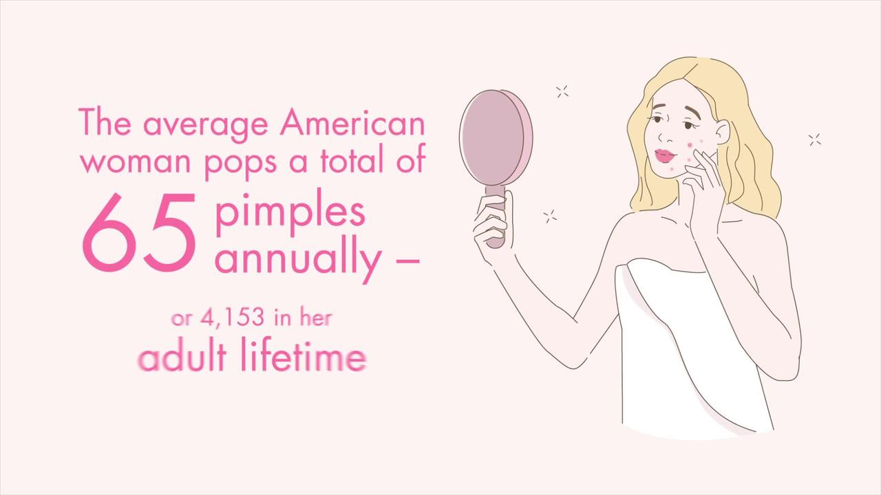 Majority of American women admit to being serial pimple poppers