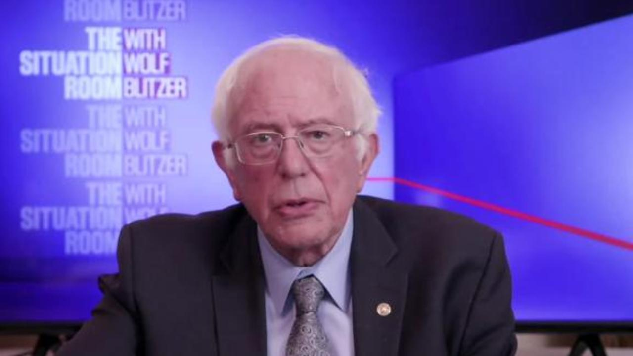 Sen. Bernie Sanders: Trump was right about this