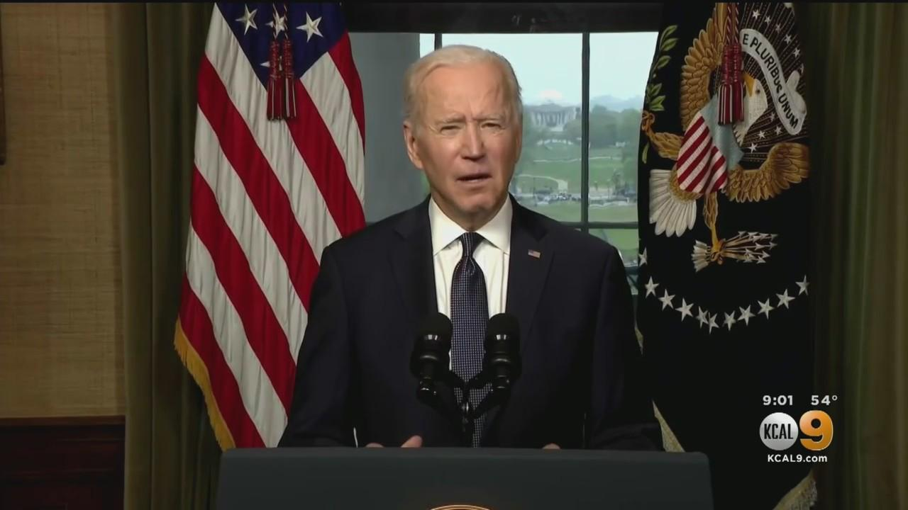 Biden Announces Withdrawal Of All U.S. Troops From Afghanistan By 9/11