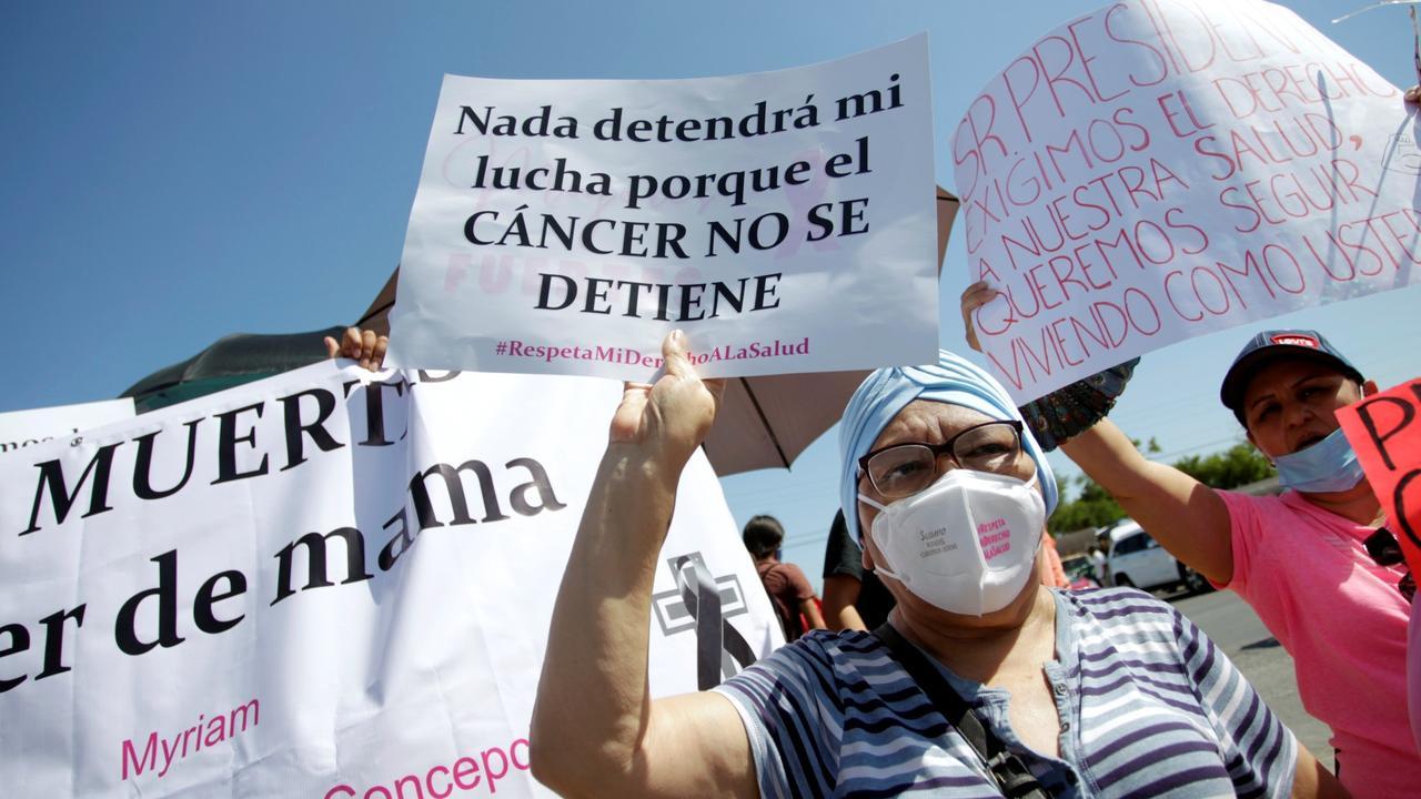 COVID-19 pandemic exacerbating medicine shortage in Mexico