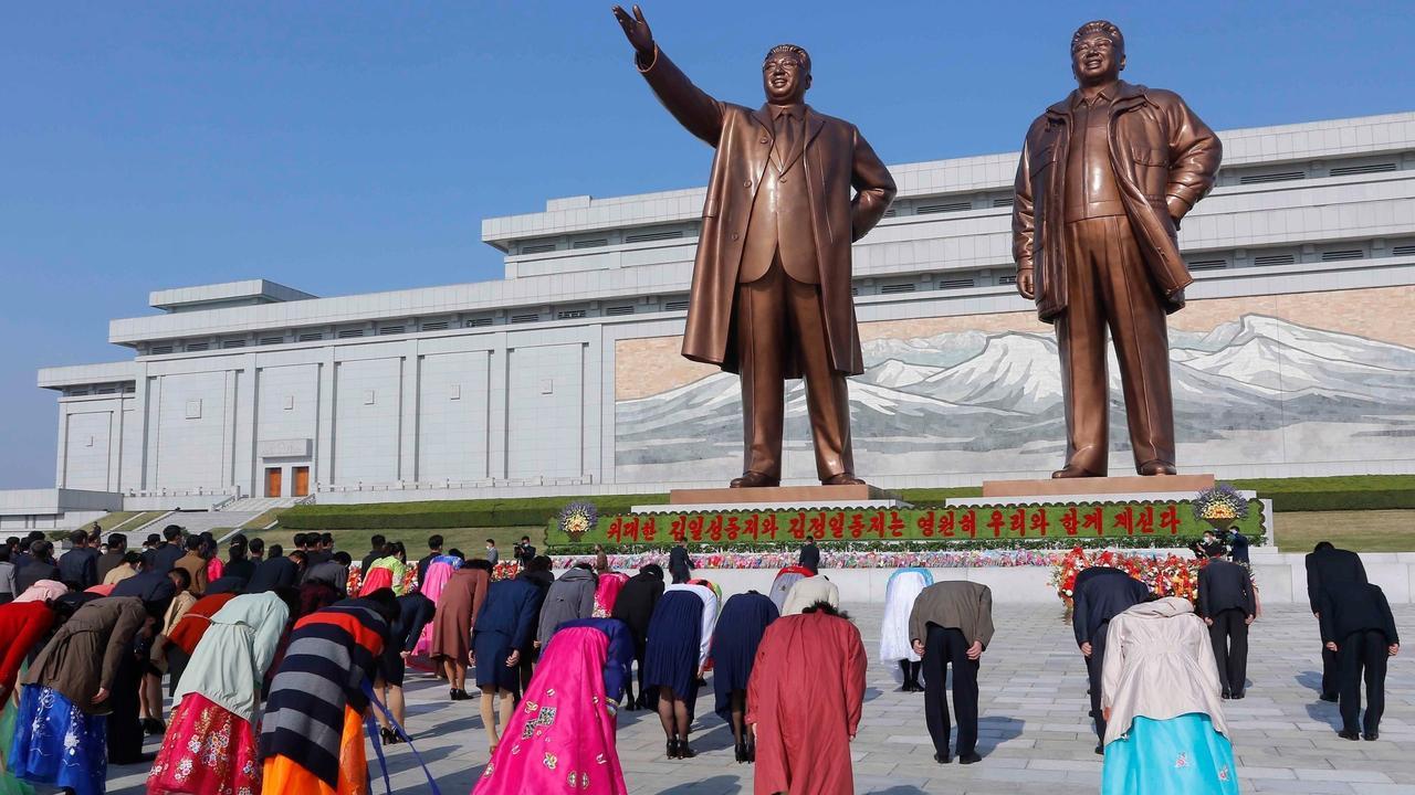 Day of the Sun: North Korea celebrates late founder's birth anniversary