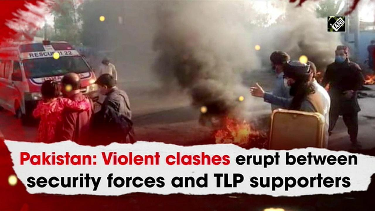 Pakistan: Violent clashes erupt between security forces and TLP supporters