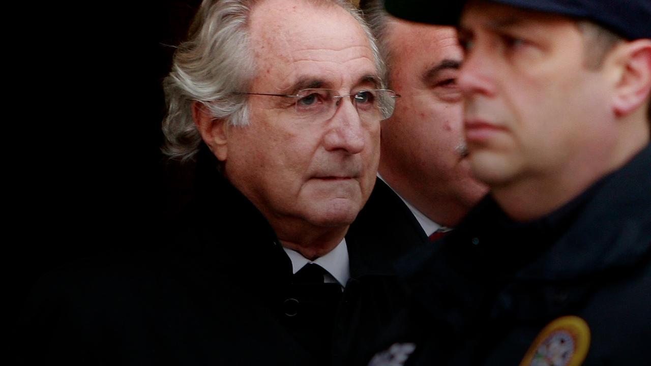 Bernie Madoff, Ponzi Scheme Mastermind, Dead at 82