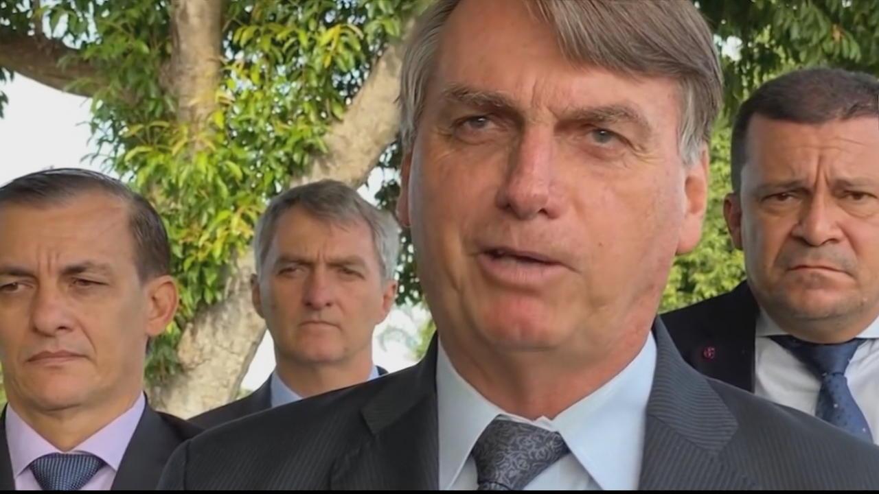 Brazil Senate investigating Bolsonaro's handling of COVID-19