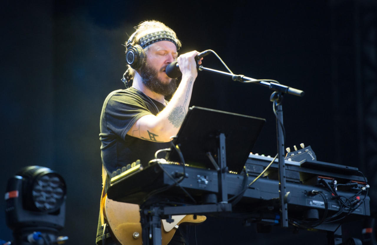 Bon Iver's Justin Vernon teases unreleased Taylor Swift-featuring track