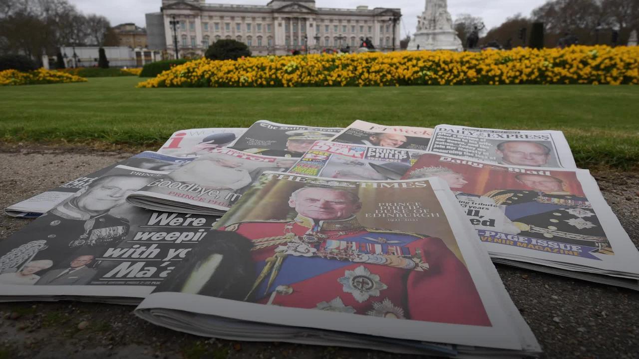 BBC coverage of death of Duke of Edinburgh breaks UK TV complaints record
