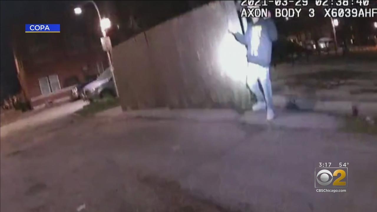 Analysis: Video Of Adam Toledo Police Shooting Released