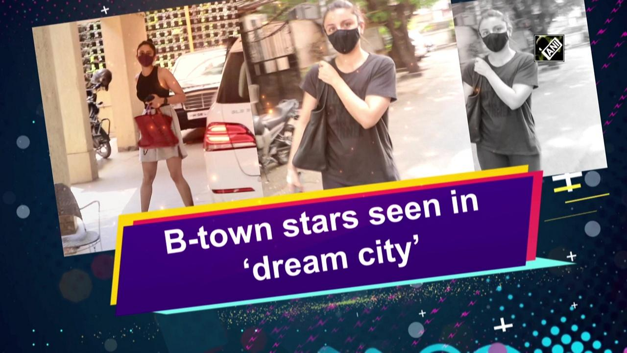 B-town stars seen in 'dream city'