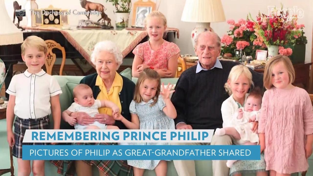 Royal Family Members Will Not Wear Military Uniforms to Prince Philip's Funeral