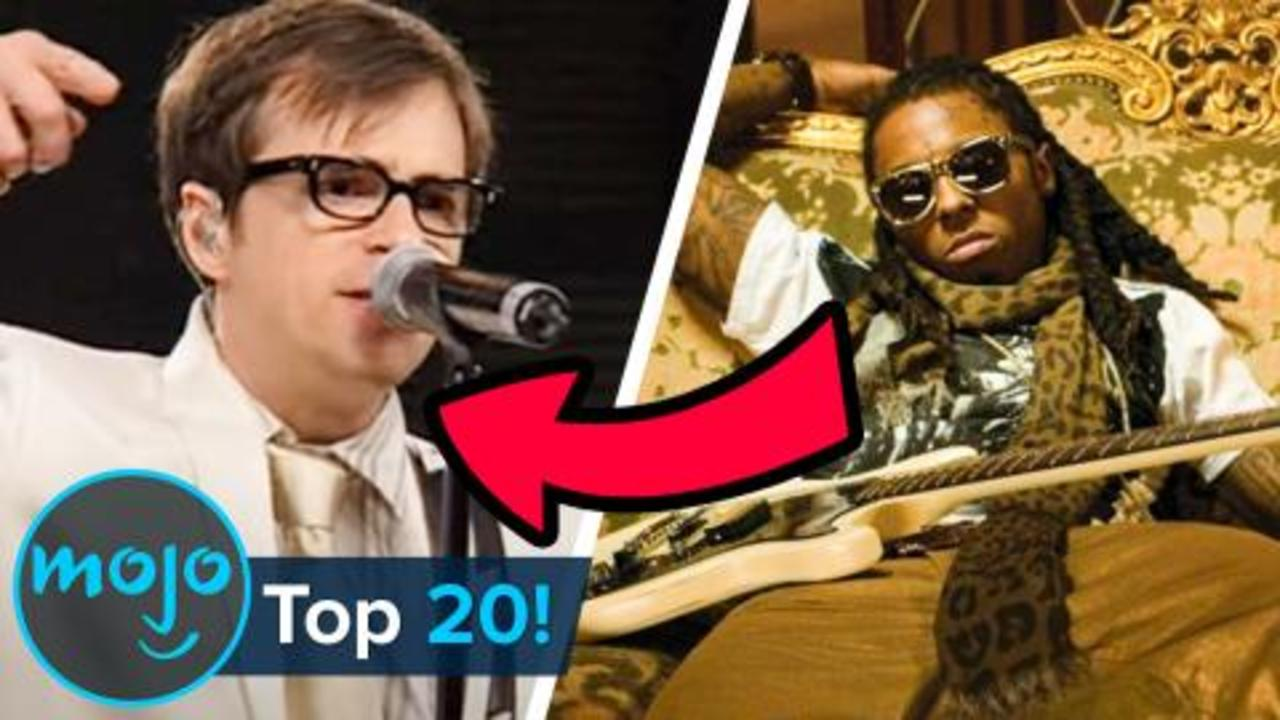 Top 20 Worst Songs By Bands We Love