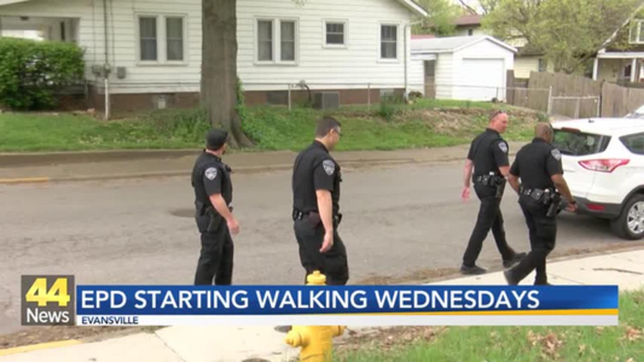 EPD Starting Walking Wednesdays Program