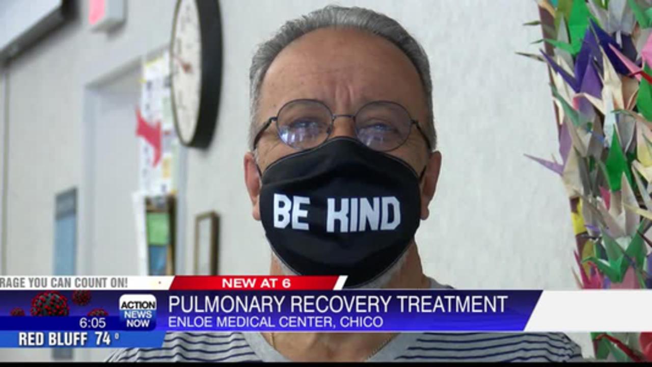Enloe Medical helping COVID-19 'long haulers' breathe easier
