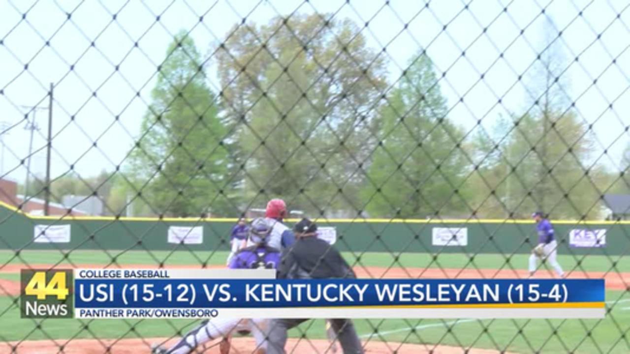 USI Baseball Rallies in Last At-Bat to Beat KWC