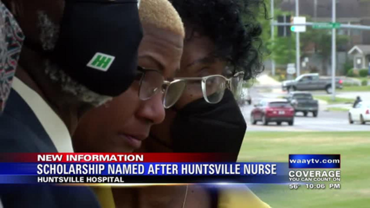 Scholarship named after Huntsville nurse