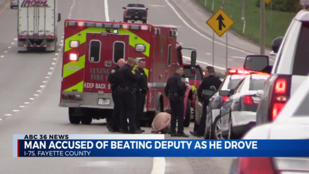 11pm Sheriff's Deputy Assaulted 04.14.2021